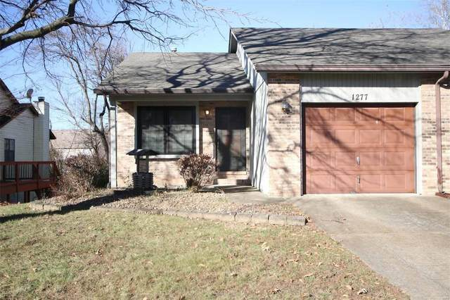1277 Ridgewood Court, Collinsville, IL 62234 (#20082230) :: Parson Realty Group