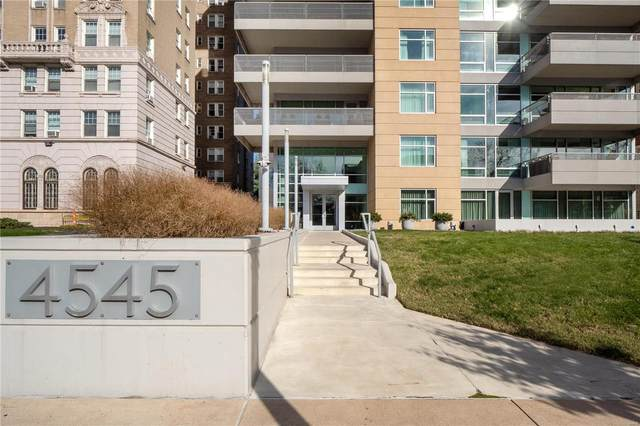 4545 Lindell Boulevard #21, St Louis, MO 63108 (#20082233) :: Kelly Hager Group | TdD Premier Real Estate