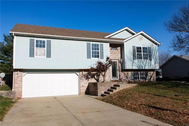 2412 Copper Creek Road, Maryville, IL 62062 (#20082340) :: Hartmann Realtors Inc.