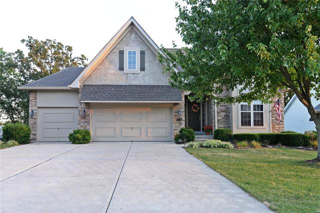 628 Charlemagne Drive, Lake St Louis, MO 63367 (#20082394) :: Parson Realty Group