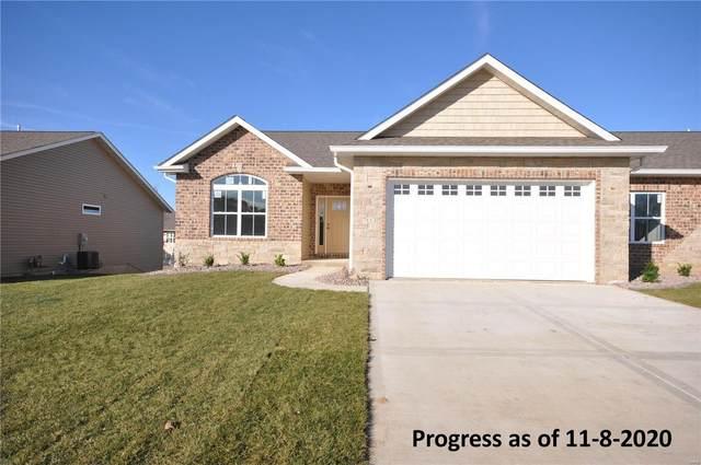 7113 Remington Villa Drive, Maryville, IL 62062 (#20082577) :: Hartmann Realtors Inc.