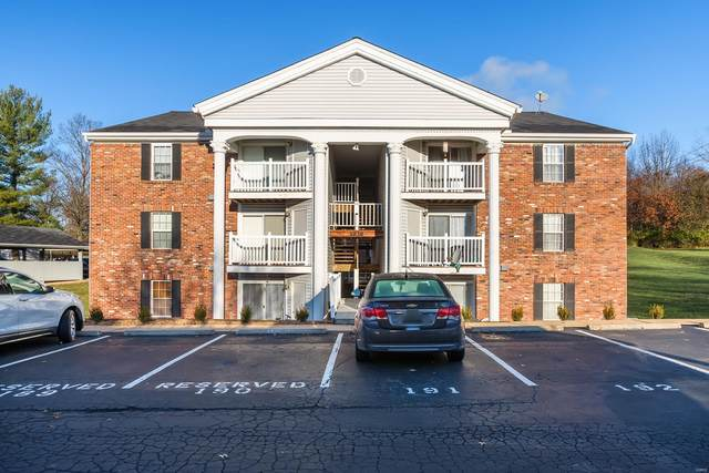 1936 Marine Terrace Dr. Unit F, St Louis, MO 63146 (#20082605) :: Clarity Street Realty