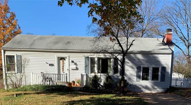 1647 Crabapple Lane, St Louis, MO 63119 (#20082659) :: Parson Realty Group