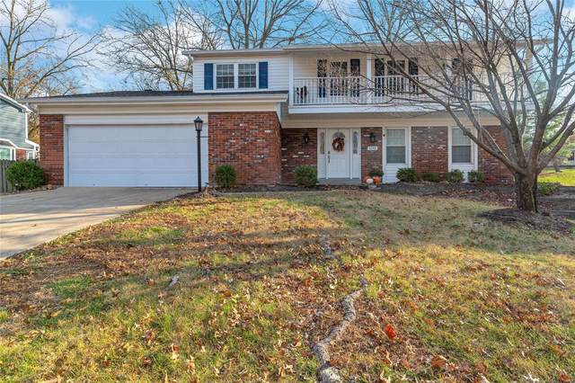 1541 Pheasant Ridge, Ellisville, MO 63011 (#20082861) :: Parson Realty Group