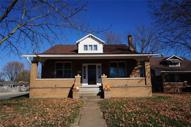 836 N Main Street, Columbia, IL 62236 (#20082881) :: Parson Realty Group