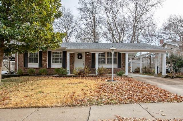 2414 Wesford Drive, Maryland Heights, MO 63043 (#20082983) :: St. Louis Finest Homes Realty Group