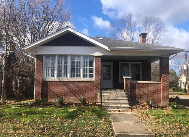 417 N Madison, BENTON, IL 62812 (#20083089) :: Parson Realty Group