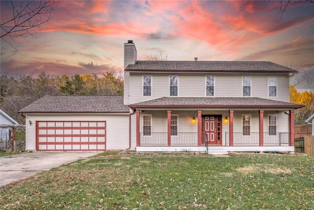 1709 Bayberry, Barnhart, MO 63012 (#20083163) :: Parson Realty Group