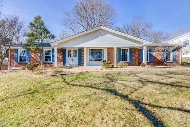131 Portico Drive, Chesterfield, MO 63017 (#20083217) :: Parson Realty Group