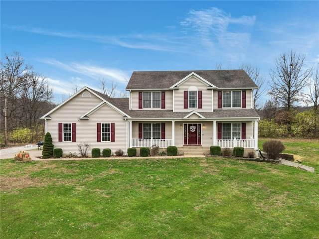 111 Breezy Hill Drive, Elsberry, MO 63343 (#20083239) :: Parson Realty Group