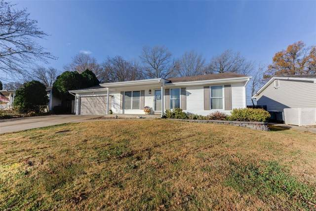 1341 Wagon Wheel Trail, O'Fallon, MO 63366 (#20083333) :: Realty Executives, Fort Leonard Wood LLC