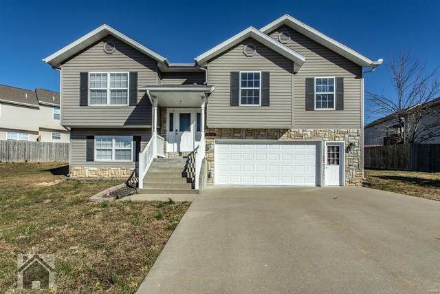 16166 Hummingbird Lane, Saint Robert, MO 65584 (#20083397) :: Parson Realty Group