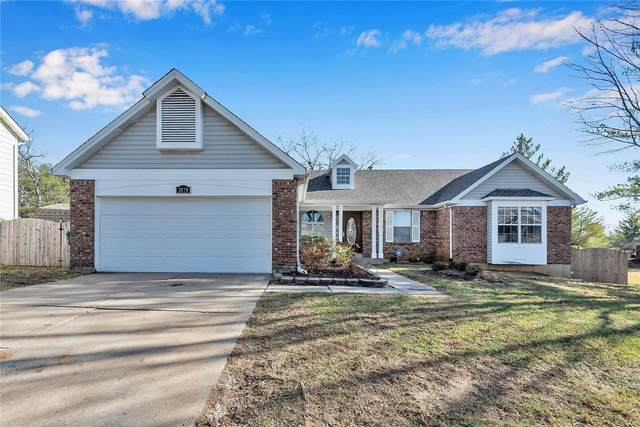 3878 Wolcott Court, Florissant, MO 63034 (#20083427) :: Parson Realty Group