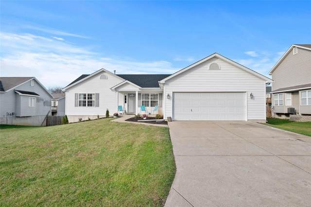 108 Glen Meadows Drive, Troy, MO 63379 (#20083588) :: St. Louis Finest Homes Realty Group