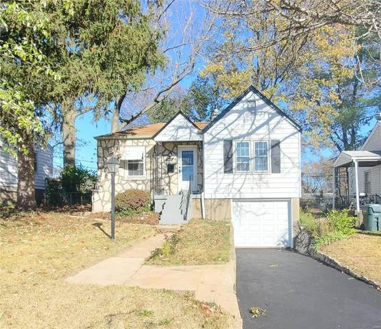 7629 Belwood, St Louis, MO 63121 (#20083602) :: RE/MAX Vision