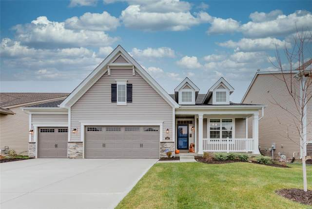185 Sandfort, Saint Charles, MO 63301 (#20083948) :: St. Louis Finest Homes Realty Group