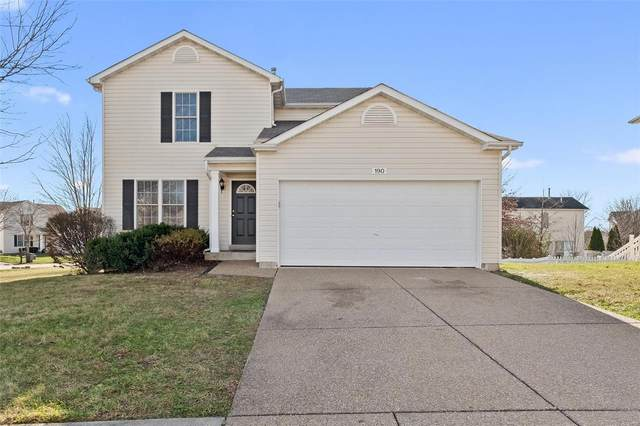 190 Maggie Kate Court #2129, Wentzville, MO 63385 (#20083968) :: Tarrant & Harman Real Estate and Auction Co.