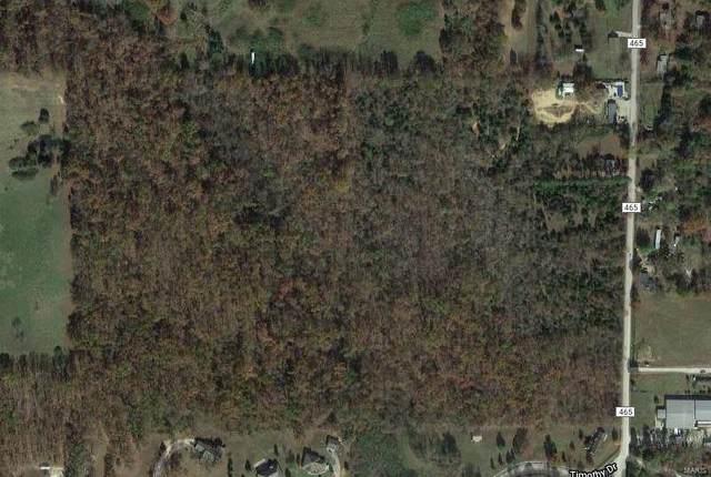 0 West Cr 465, Poplar Bluff, MO 63901 (MLS #20084166) :: Century 21 Prestige