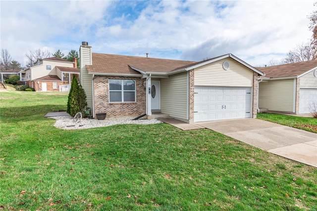 46 Broken Oak 2801A, Saint Peters, MO 63304 (#20084393) :: The Becky O'Neill Power Home Selling Team