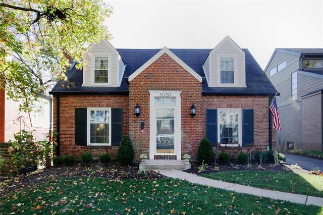 8020 Teasdale Avenue, University City, MO 63130 (#20084394) :: RE/MAX Vision