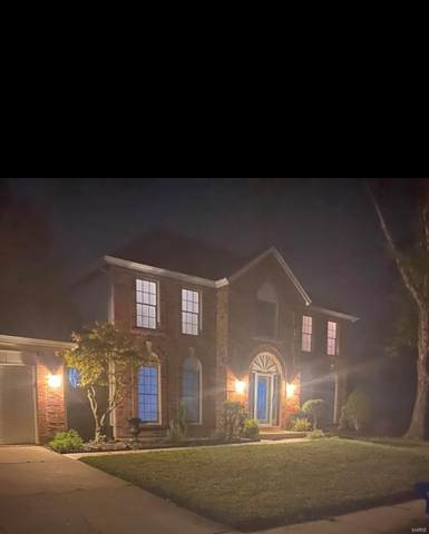 826 Sprinters Row Dr, Florissant, MO 63034 (#20084521) :: The Becky O'Neill Power Home Selling Team
