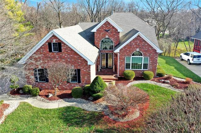 18 Fox Mill Drive, Maryville, IL 62062 (#20084639) :: St. Louis Finest Homes Realty Group