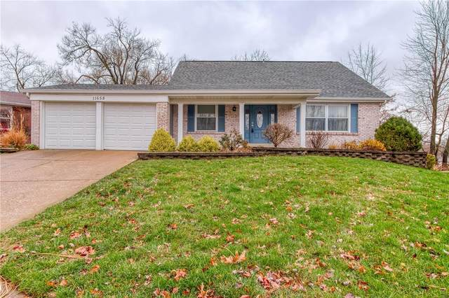 11658 Jaquetta Court, Maryland Heights, MO 63043 (#20084640) :: RE/MAX Vision