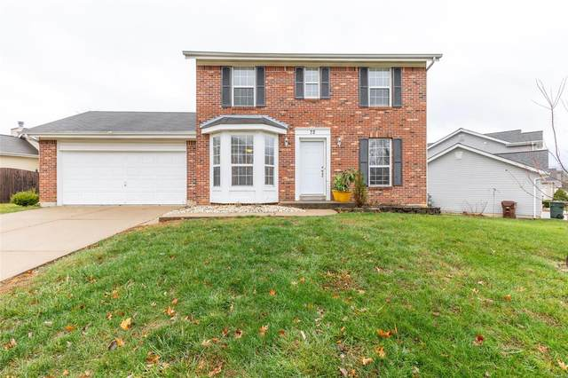 72 Gray Owl Garth Court, Saint Peters, MO 63304 (#20084737) :: St. Louis Finest Homes Realty Group