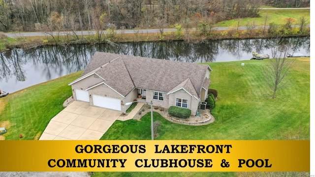 5 Lake Shore Dr., Worden, IL 62097 (#20084886) :: Peter Lu Team