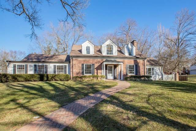 27 Ellsworth Lane, Ladue, MO 63124 (#20085030) :: The Becky O'Neill Power Home Selling Team