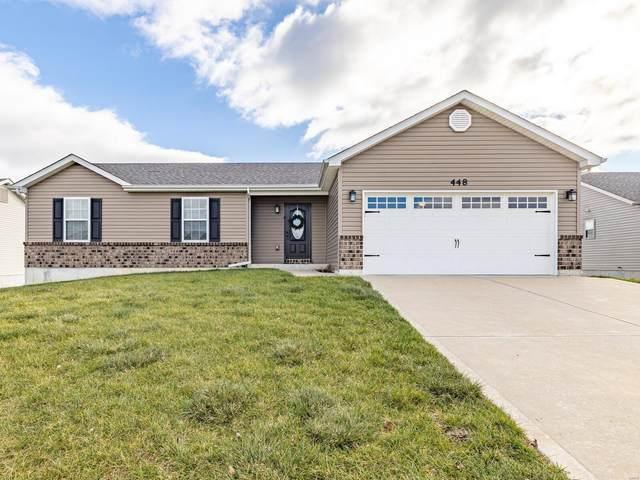 448 Prairie Creek Drive, Wentzville, MO 63385 (#20085340) :: RE/MAX Vision