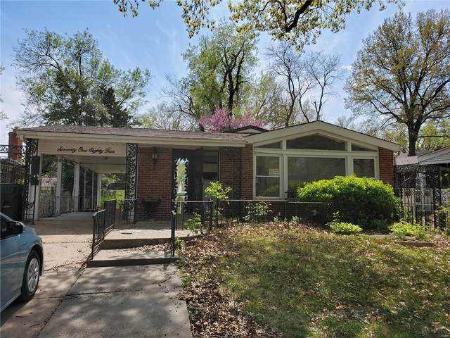 7184 Hazelwood Lane, University City, MO 63130 (#20085432) :: RE/MAX Vision