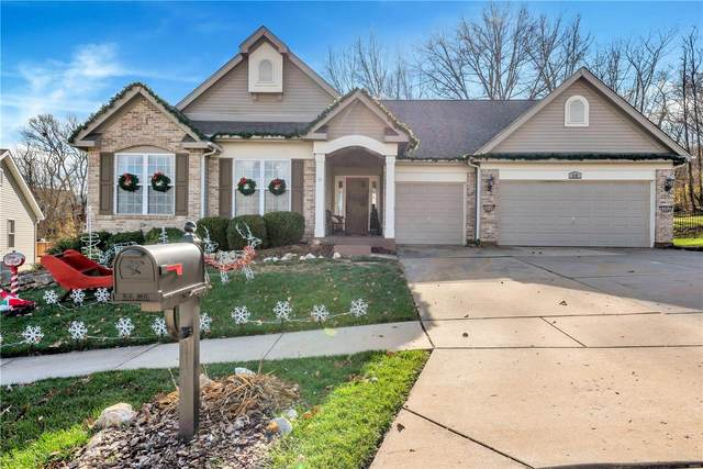 618 Palisades View, Eureka, MO 63025 (#20085445) :: Matt Smith Real Estate Group