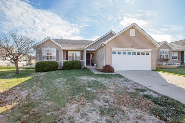 804 Harding Street, Saint Peters, MO 63376 (#20085547) :: Parson Realty Group