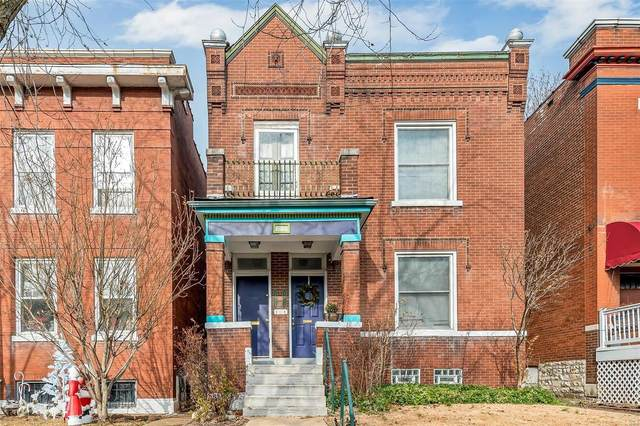 3811 Wyoming Street, St Louis, MO 63116 (#20086042) :: PalmerHouse Properties LLC