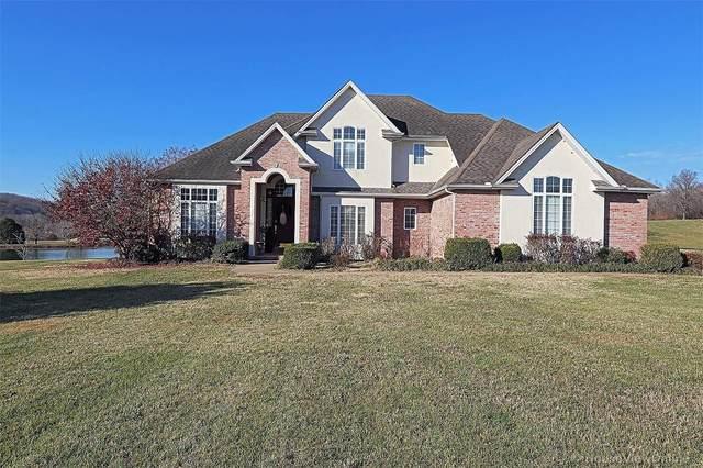 157 Cedar Hills Lane, Cape Girardeau, MO 63701 (#20087469) :: Parson Realty Group