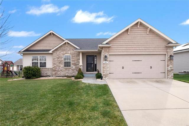 609 Portsmith Place Drive, O'Fallon, IL 62269 (#20088885) :: The Becky O'Neill Power Home Selling Team