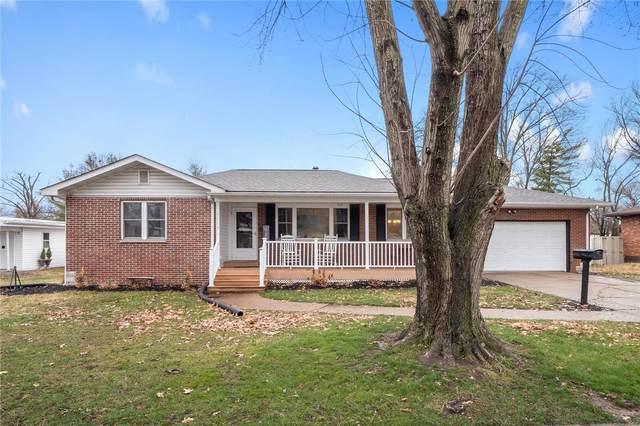 3719 Fair Oaks Drive, Granite City, IL 62040 (#20089075) :: Parson Realty Group