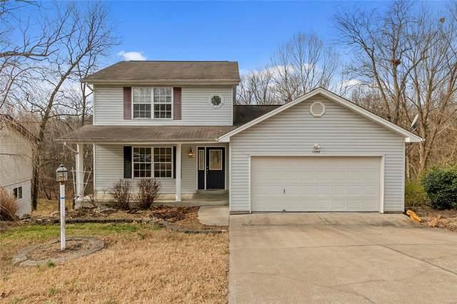1357 Apollo Drive, Arnold, MO 63010 (#20089176) :: The Becky O'Neill Power Home Selling Team