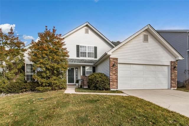 1459 Hawkins Corners Drive, Fenton, MO 63026 (#20089507) :: The Becky O'Neill Power Home Selling Team