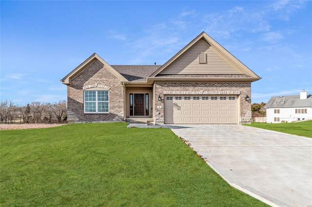 9 Columbia Downs Court, Lake St Louis, MO 63367 (#20089680) :: RE/MAX Vision