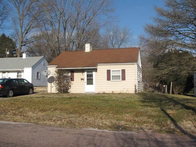 16 Rusty Wil Drive, Belleville, IL 62220 (#20089895) :: Clarity Street Realty