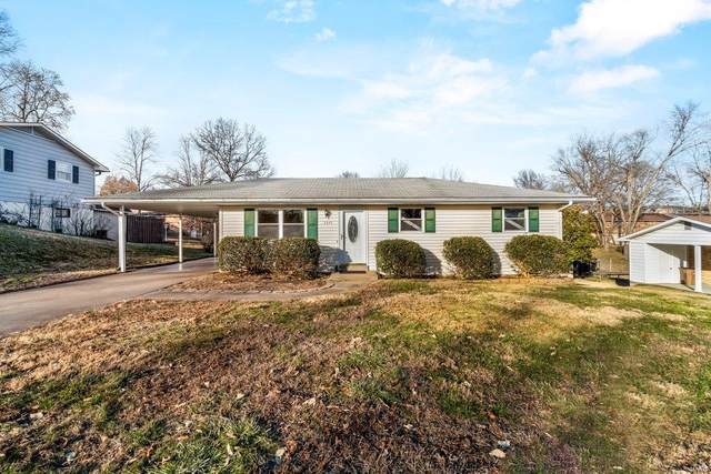 2542 Masters Drive, Cape Girardeau, MO 63701 (#20090065) :: Parson Realty Group
