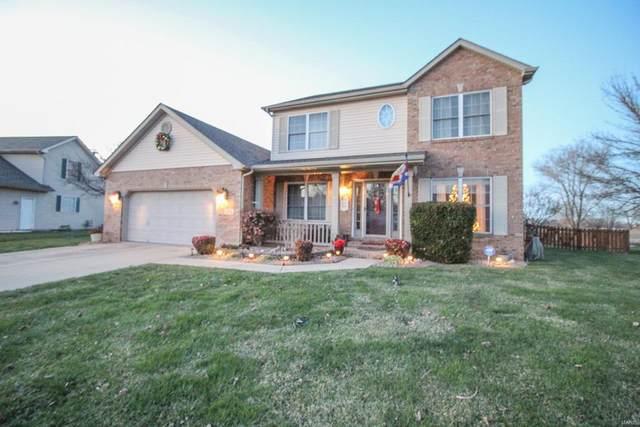 649 Erica Drive, Granite City, IL 62040 (#20090517) :: Fusion Realty, LLC