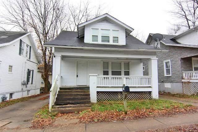 1405 William Street, Cape Girardeau, MO 63703 (#20090675) :: Jeremy Schneider Real Estate