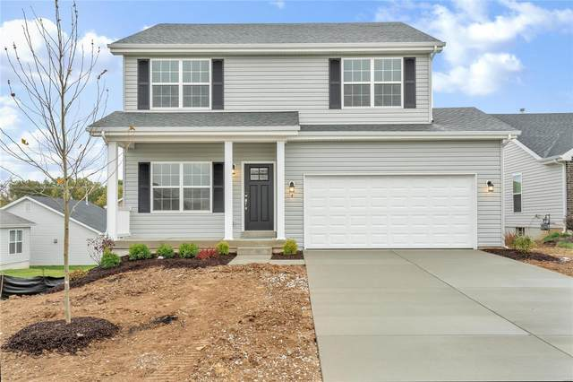1 @ Sterling At Winding Valley, Fenton, MO 63026 (#20090714) :: Parson Realty Group