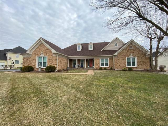 2212 Stonebriar Ridge Drive, Chesterfield, MO 63017 (#20090763) :: Clarity Street Realty