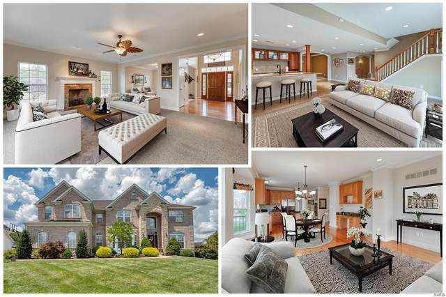 1 Bellerosa Court, St Louis, MO 63122 (#20091000) :: The Becky O'Neill Power Home Selling Team