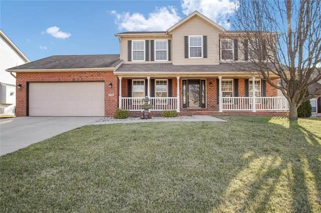 2708 Lauren Lake Drive, Shiloh, IL 62221 (#20091230) :: Matt Smith Real Estate Group