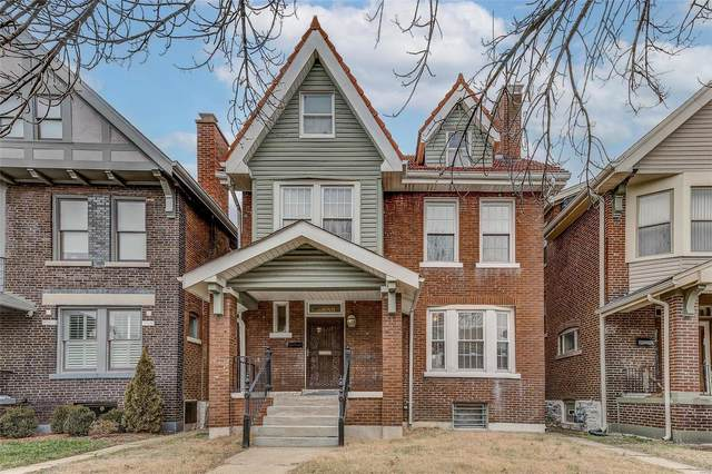 5855 De Giverville Avenue, St Louis, MO 63112 (#21000033) :: Clarity Street Realty